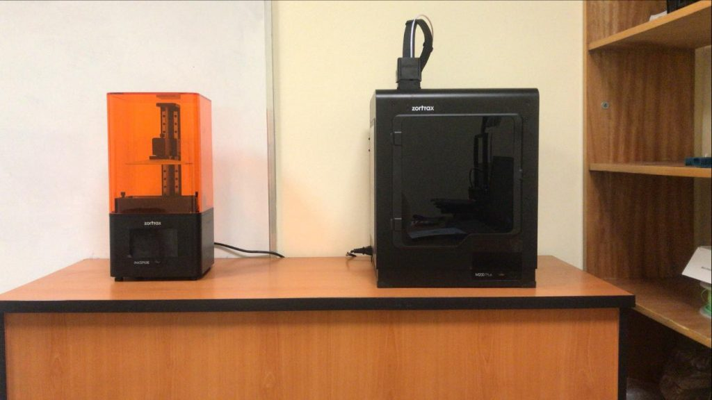 New Printers in AMTRG Laboratory